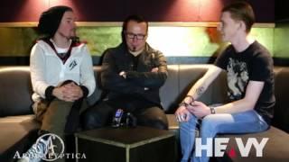 Apocalyptica Interview 2016   HEAVY TV