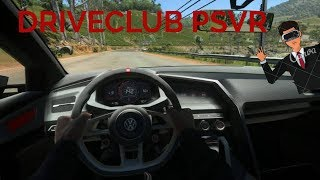 DriveClub PS4VR