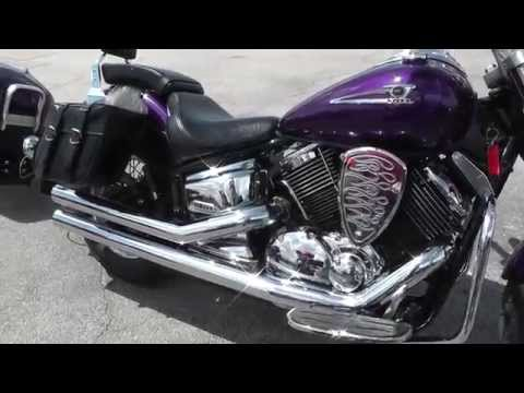 058519 - 2004 Yamaha V-Star 1100 - Used Motorcycle For Sale