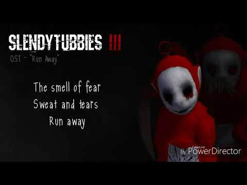 Nightcore - Slendytubbies 3 Po Song - Run Away