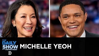"Michelle Yeoh - Diving Into the Comedy Genre with ""Last Christmas"" 