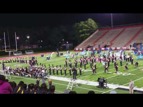 Terrebonne High School Marching Band - Oct. 24, 2017