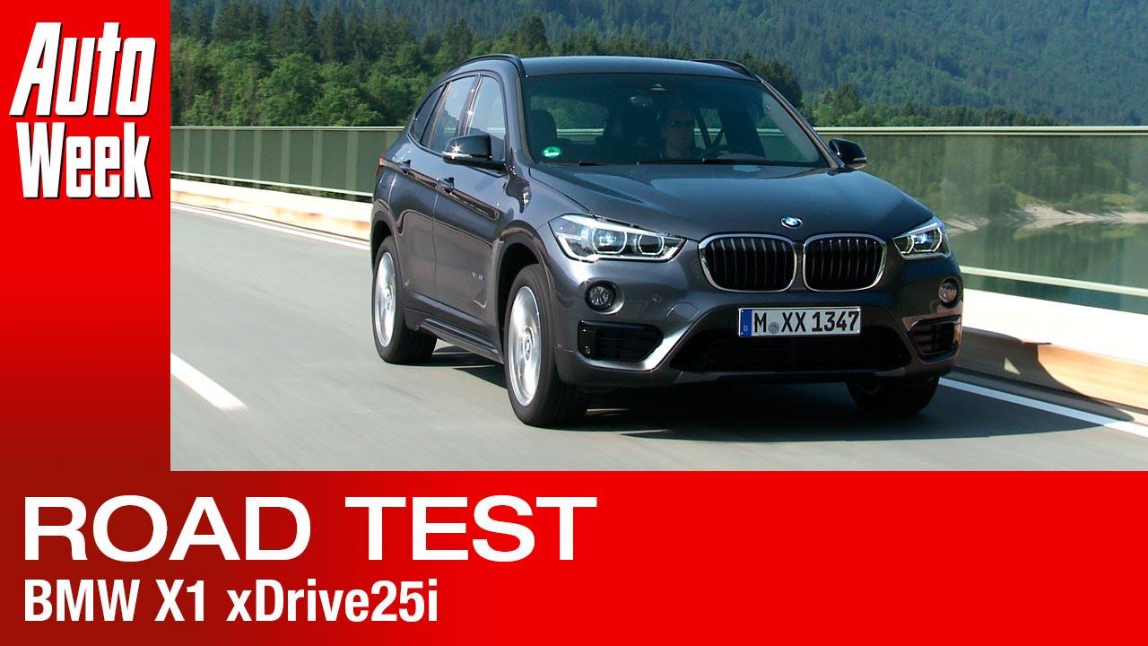BMW X1 F48 2016 AutoWeek Review English Subtitled