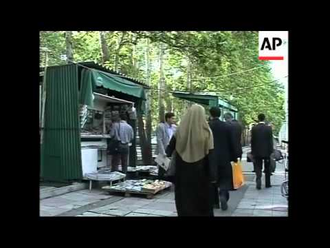 WRAP Iran''s deputy nuclear chief on IAEA report, voxpops