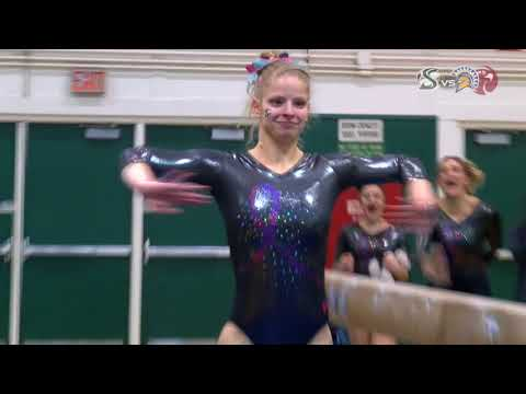 Sacramento State vs San Jose & Seattle Pacific University Gymnastics