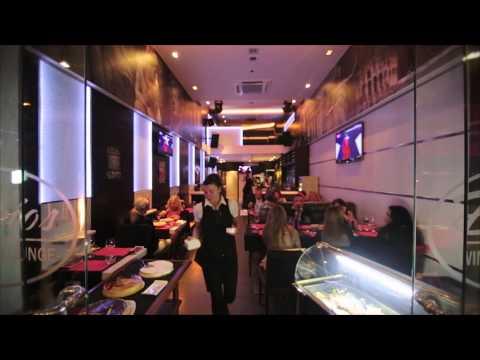Dario's wine, lounge and Mediterranean grill