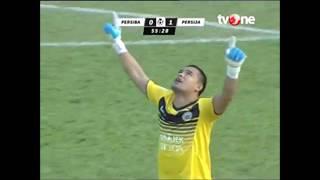 Andritany Ardhiyasa Saves  Persija Jakarta  Putaran 1 Liga 1