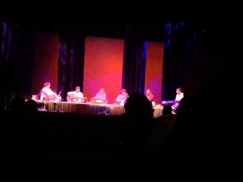 Zakir Husain & Hari Haran in concert Washington DC