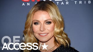 Kelly Ripa Sizzles In Sultry White Bikini While On Family Vacation