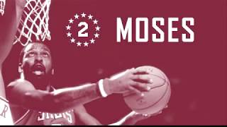 Moses Malone Gets His #2 Retired in Philadelphia | Full Ceremony