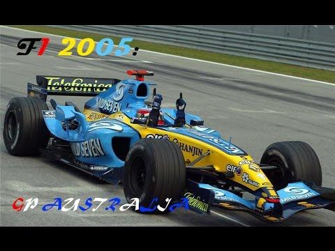 F1 2005 Gran Premio De Australia