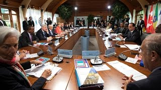Obama Denies Strong Dollar Comments to G-7 Leaders