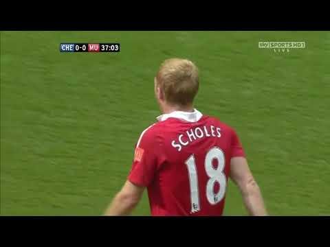 Download Scholes vs Chelsea 10/11 (N)