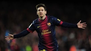 17 Things You Didn't Know About Lionel Messi