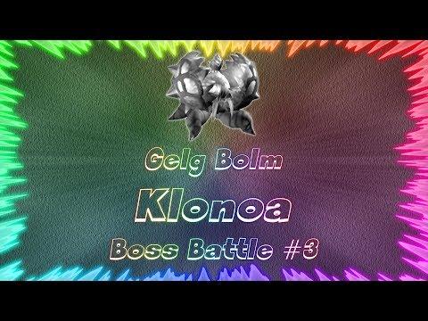 Klonoa ★ Perfect  Boss Battle #3 • Gelg Bolm