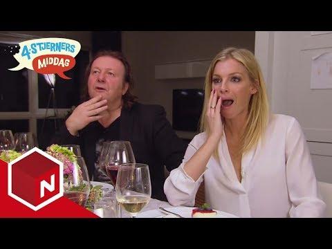 Charter-Svein promper etter diktlesing   4-stjerners middag