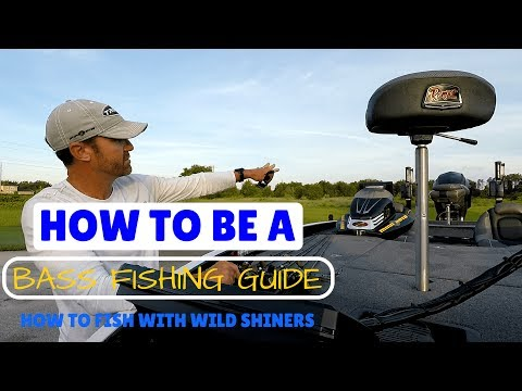 How To Be A Bass Fishing Guide