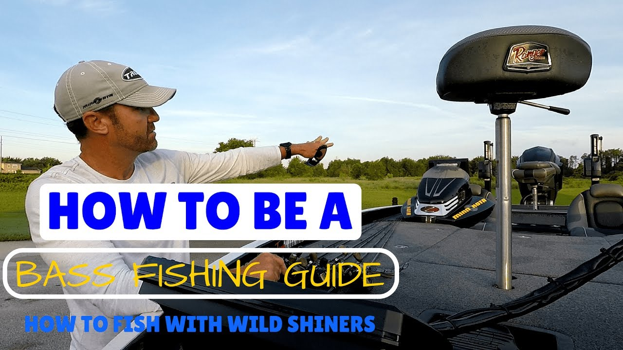 How to be a bass fishing guide youtube for How to become a fishing guide