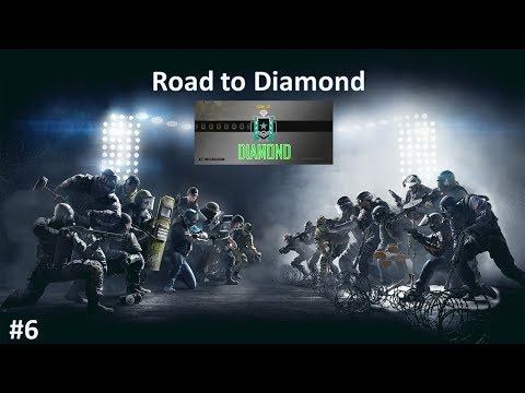 Rainbow Six Siege Road to Diamond Ep 6