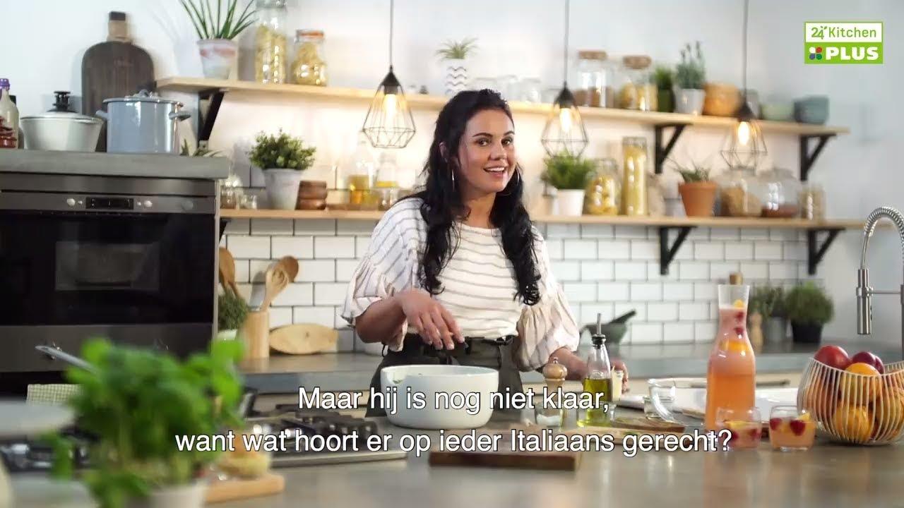 Koken Met 24kitchen Chef Roberta Pagnier Italiaanse Salade Youtube