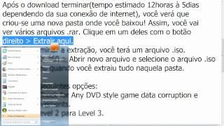VÍDEO-AULA: Baixar jogos de Xbox 360 da internet e jogar no console.