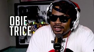 Obie Trice talks new music, 50 Cent stunting his career & being shot in the head!