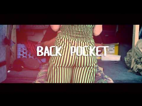 Back Pocket [Diesel Mix] - Theo Tams (Official Lyric Video)