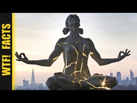 25 Awesome Sculptures Across The Globe | LISTING #1