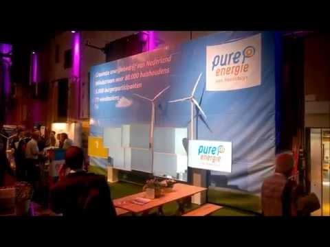 Pure Energie op NWEA Winddag 2015