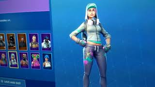 NWJ's introduction to Fortnite skins, weapons and funky dances