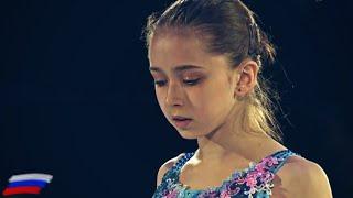 Камила Валиева Kamila Valieva Показательные выступления Чемпионат мира среди юниоров 2020