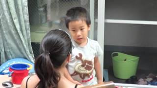 【ガチギレ!】ママに逆説教する3歳児!w thumbnail