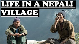 Takasera A Portrait of a Himalayan Village  Documentary Film  Nepal