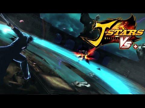 J-Stars Victory Vs+ - Gameplay Trailer