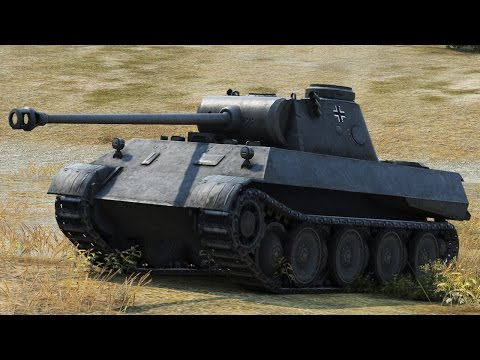 World Of Tanks VK 30.02 (M) - 8 Kills 4,1K Damage