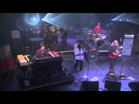 Man In Motion - Warren Haynes Band @ 2010 X-Mas Jam