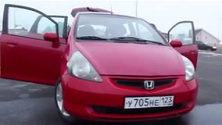 Бюджетный авто.  Обзор/Тест драйв Honda Jazz.