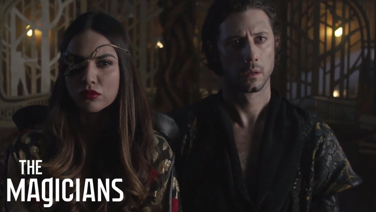 Download Under Pressure (Full Extended Version)   THE MAGICIANS   SYFY