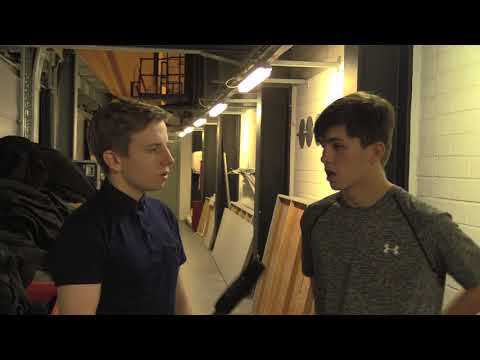 Francis Breen CW Academy NW 2 Post Fight Interview