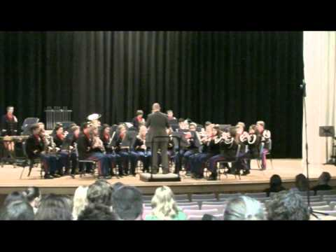 Lafayette High School Concert Band - 04/27/2012