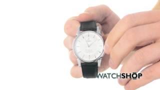 Vivienne Westwood Men's Finsbury Watch (VV065SLBK)