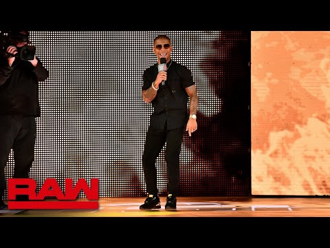 Lio Rush brings his gift of gab to The Kevin Owens Show: Raw, Sept 24, 2018