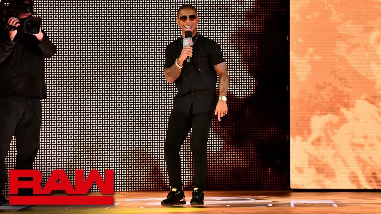 """Lio Rush brings his gift of gab to """"The Kevin Owens Show"""": Raw, Sept. 24, 2018"""