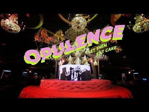 Opulence: Let Them Eat Cake Halloween Ball 2019   Highlights Video By Nice Print Photography