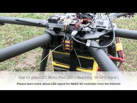 Tarot T810 Hexacopter - HeliPal.com