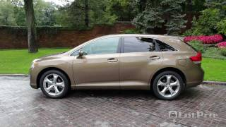 2011 Toyota Venza Review - LotPro