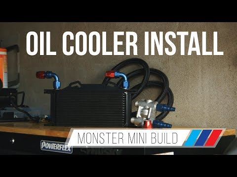 COOL YOUR OIL! - Oil Cooler Install