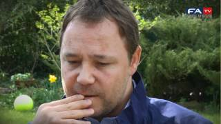 Stephen Graham on Merseyside Derby | FATV
