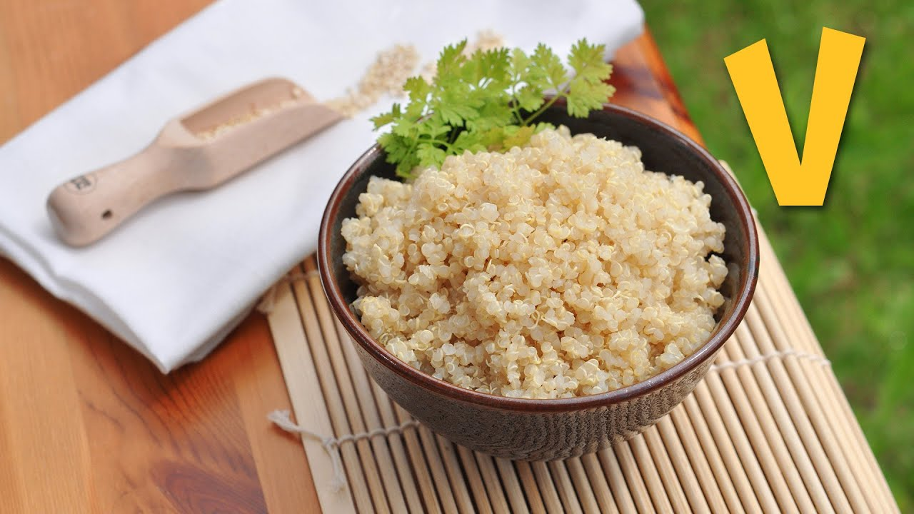 How To Cook Quinoa The Vegan Corner