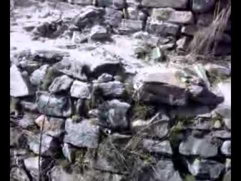 Tsepion Fortress on Tsepior Hill 6km from Dorkovo, Bulgaria